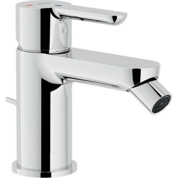Mitigeur monocommande pour lavabo avec bec orientable Abc Nobili AB87338/2CR