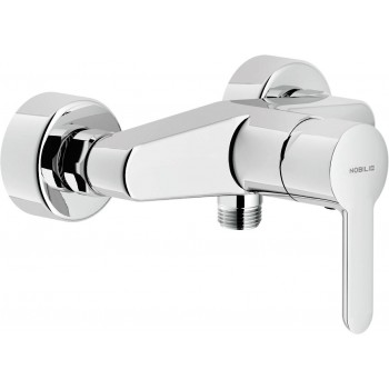 Mitigeur thermostatique pour baignoire et douche avec Duplex Abc Nobili AB87010CR