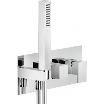 Mitigeur monocommande pour baignoire/douche à encastrer Mia Nobili WEBK110/90QCR - WE81201/QCR