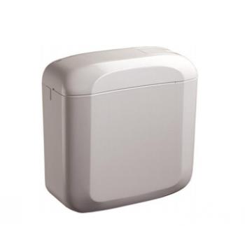 Cassette wc avec double vidange Topazio OL0416201