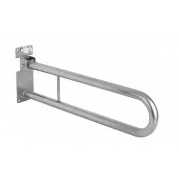 Idral Barre de support d'angle de 135° en acier inoxydable série Easy 12013IS