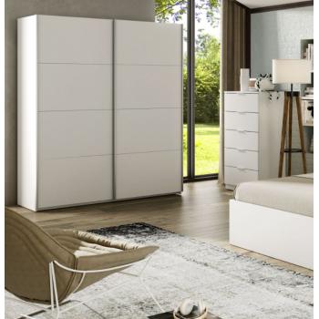 Armoire 150x200H cm Blanc...