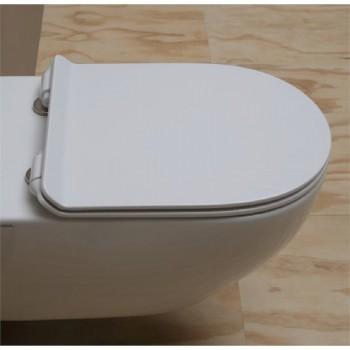 Abattant wc 36,5x45 cm avec...