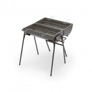 Double barbecue charbon de...