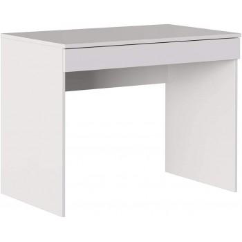 Bureau 100x55 cm Blanc mat...