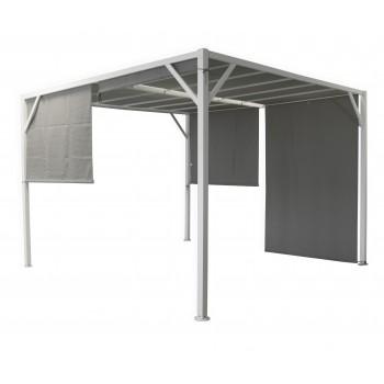 Pavillon pergola 3x3 m en...