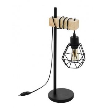 Vieille lampe de table Eglo...