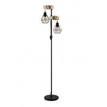 Vieux lampadaire Eglo en...
