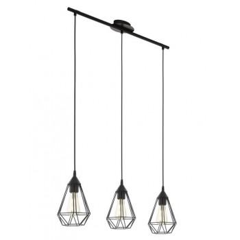 Vieille lampe à suspension...