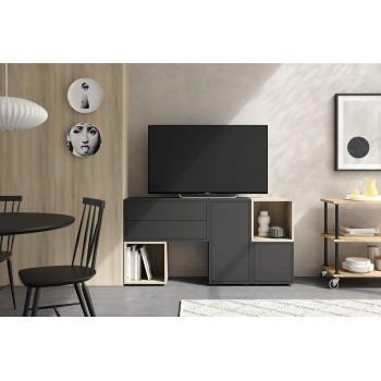 Ensemble Meuble Tv 150 cm...