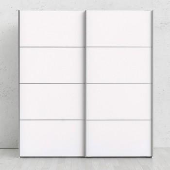 Armoire 182x200H cm Blanc...
