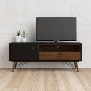Meuble TV de salon 150 cm...