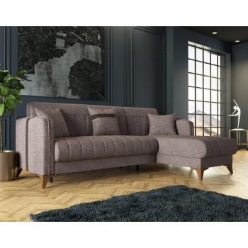 Canapé-lit d'angle 220X151...