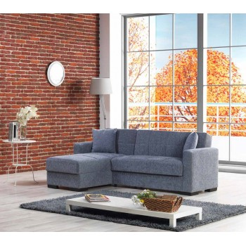 Canapé-lit d'angle 225X151...