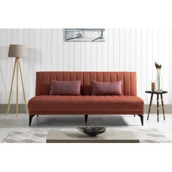 Canapé-lit trois places...