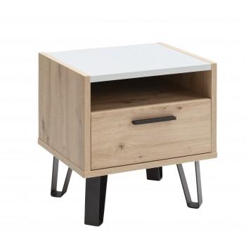 Table de chevet 50x41 cm...