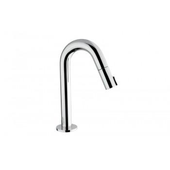 Idral rubinetto lavabo a colonna minimale