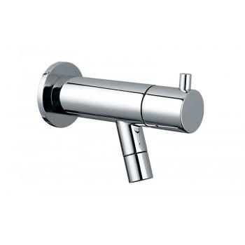 Idral rubinetto lavabo a parete minimale