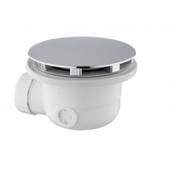 Plat de savon ABS chromé